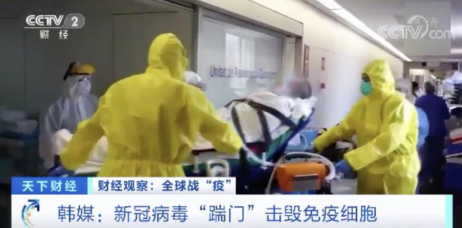 可怕!新冠病毒1分钟扩散整个超市通道!视频发布!插图4