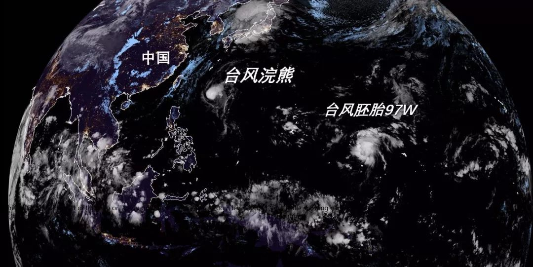 """强台风""""浣熊""""生成!还有一个""""史诗级风王""""在酝酿!东莞接下来的天气将……插图32"""
