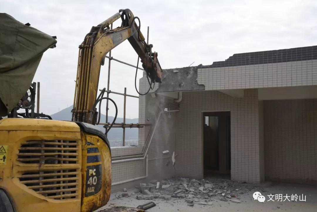东莞1栋2万㎡建筑被拆除!现场视频曝光!插图2