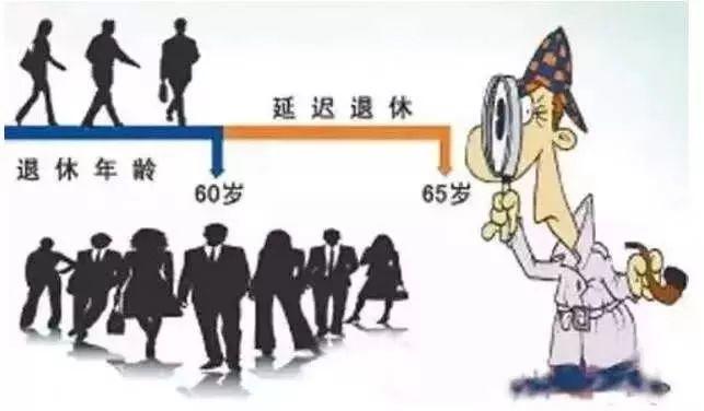 """定了!""""延迟退休""""公布最新消息,东莞的70/80/90后统统65岁退休?插图8"""