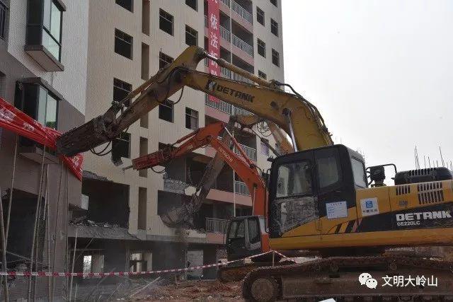 东莞1栋2万㎡建筑被拆除!现场视频曝光!插图46