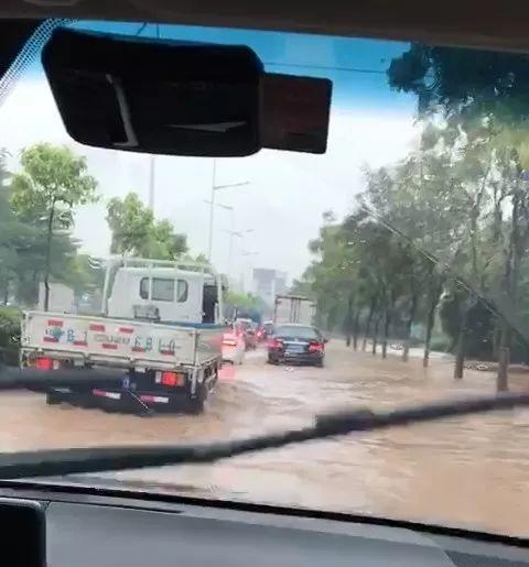 水浸街又来了!雷雨大风+暴雨预警生效!地质灾害预警三级!插图26