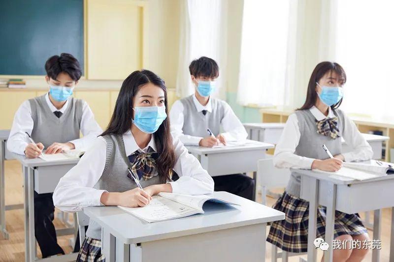 一个班10多人发烧、咳嗽!东莞多所学校中招!插图