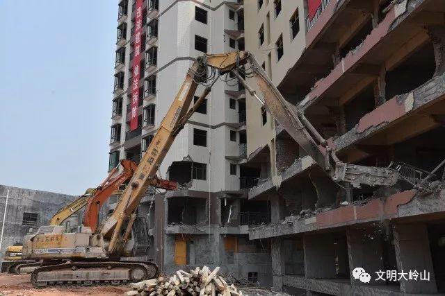 东莞1栋2万㎡建筑被拆除!现场视频曝光!插图44